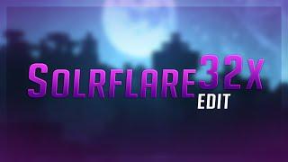 Download Solrflare 32x Edit • Minecraft Pvp Resource pack | xZulptic Video