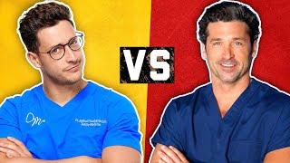 Download Real Doctor vs TV Doctor | Medical Drama Myths | Doctor Mike Video