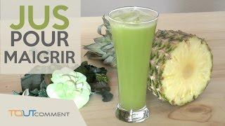 Download Recette de jus naturel pour maigrir (ananas, céleri, concombre) Video