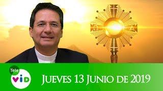 Download A Solas Con El Señor, Hora Santa Padre Pedro Justo Berrio, Junio 13 2019 - Tele VID Video