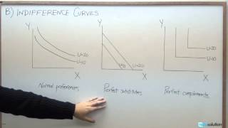 Download Microeconomics: Three Types of Indifference Curves Video