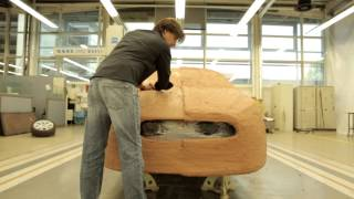 Download Inside Ford's Clay Modelling Studio Video