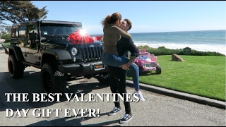 Download BOUGHT MY GIRLFRIEND HER DREAM CAR!!! Video
