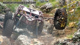 Download BUGGY BREAKS A 14 BOLT AXLE WHILE RACING Video