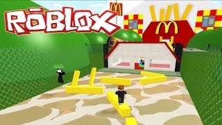 Download Roblox / Escape from McDonalds / No Employee's! / Gamer Chad Plays Video