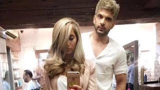 Download Karan Kundra and Anusha Dandekar's Transformed Tresses Will Give You Major Game Of Throne feels! Video