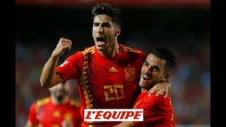Download Les buts d'Espagne-Croatie (6-0) - Football - Ligue des nations Video