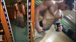Download Cornelius Masterson 1 Year Natural Transformation 18-19 Video
