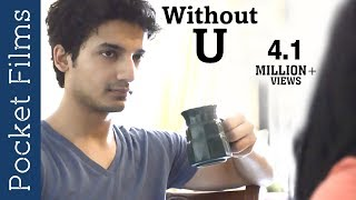 Download Cute Couple In Love | Hindi Short Film - Without U | Relationships Before Marriage Video