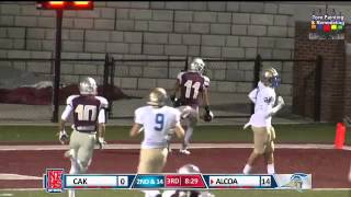 Download Alcoa #11 Tykee Kelogg with a 35 yard TD catch Video