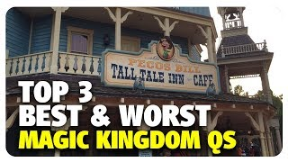 Download TOP 3 BEST & WORST Magic Kingdom Quick Service Dining | Best & Worst | 06/07/17 Video
