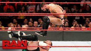 Download Finn Bálor vs. Samoa Joe: Raw, Nov. 20, 2017 Video