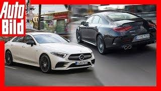 Download Mercedes-Benz CLS 350/ AMG CLS 53 (2018) Test/Fahrbericht/Details/Erklärung Video