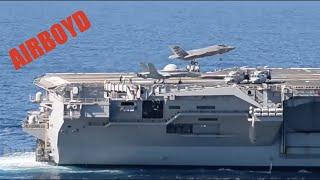 Download F-35 Sea Trials USS Nimitz (CVN-68) Video