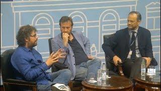 Download Mesa redonda. Literatura y testimonio. Manuel Vilas, Sergio del Molino y Marcos Giralt Video