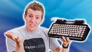 Download This AWFUL Keyboard Raised $350K Video