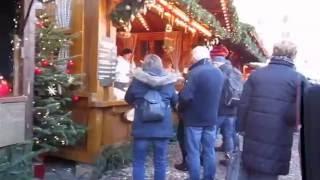 Download Sparziergang in Lüneburg über die Weihnachtsmärkte Video