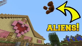 Download Minecraft: PROOF ALIENS EXIST!!! - Custom Command Video