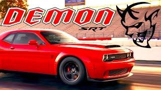 Download 2018 Dodge Demon: NEWS ALERT (LEAKED Horsepower & Promo Photo) Video
