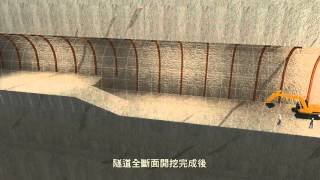 Download 南化水庫防淤隧道工程3D動畫 Video
