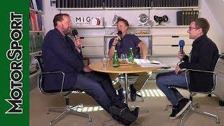 Download Darren Cox podcast, in association with Mercedes-Benz Video