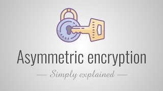 Download Asymmetric encryption - Simply explained Video