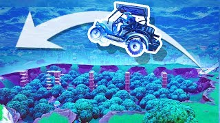 Download Jumping Over Dusty Divot in a Fortnite Kart!! Video