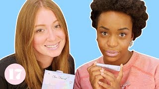 Download We Tried Too Faced's Unicorn Makeup Line | Beauty Lab Video
