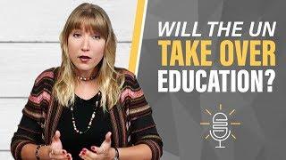 Download DeVos Signs on to Globalist U.N. Education Declaration Video