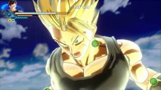 Download Let's mod Xenoverse 2: POWER UP! SSJ - SSJ2 - SSJ3 for CaC Video