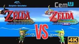 Download Dolphin VS Cemu | Zelda Wind Waker 10k Maxed Out! Video