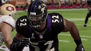 Download Madden 13 Superbowl : Ravens vs 49ers w/FaceCam - The Harbowl Video