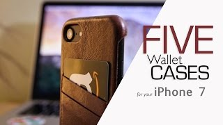 Download iPhone 7 Wallet Review | 5 GREAT OPTIONS Video