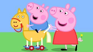 Download Peppa Pig English Episodes | Family Fun with Peppa Pig! | Pig Day Special| #132 Video