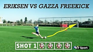 Download Goals Recreated ft. Tottenham Players Kane,Alli,Eriksen,Walker,Davies Video