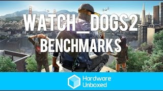 Download Watch Dogs 2 Benchmarks - 22 GPUs tested at 1080p, 1440p, & 4K! Video