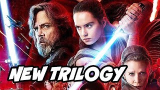 Download Star Wars The Last Jedi Director New Trilogy and Live Action TV Series Explained Video