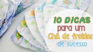 Download 10 dicas para um chá de fraldas de sucesso Video