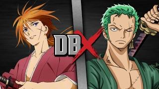 Download Kenshin VS Zoro (Rurouni Kenshin VS One Piece) | DBX Video