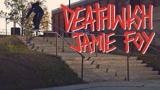 Download Deathwish Skateboards - Jamie Foy - Welcome To Deathwish Video
