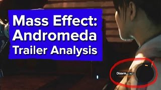 Download What did we find? Mass Effect: Andromeda Trailer Analysis Video