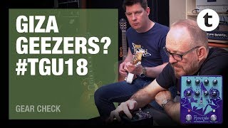 Download #TGU18   Earthquaker Devices Pyramids  Testing all the modes with That Pedal Show Thomann Video