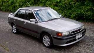 Download 1992 Mazda Familia Interplay $1 RESERVE!!! $Cash4Cars$Cash4Cars$ ** SOLD ** Video