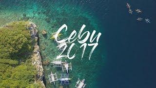 Download Cebu: Kawasan Falls, Badian Canyon, Oslob, Sumilon, Pescador   DJI Mavic Drone Video