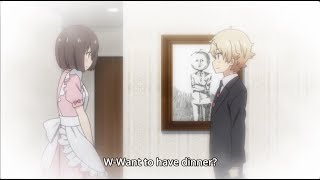Download Want to have dinner? Or take a bath? Or...|Eng-sub| Konobi random anime scene Video