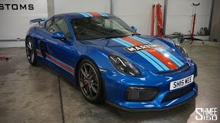 Download OMG, I'VE MODIFIED MY CAYMAN GT4 (IPE and Martini) Video