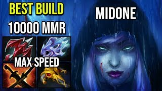 Download Max ATK Speed [Drow Ranger] The 10K MMR Show By Midone Destroyed Huskar Solo Mid Epic Dota 2 Video