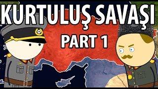 Download Kurtuluş Savaşı - Harita Üzerinde Hızlı Anlatım - Part 1 Video