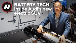 Download On Cars - Audi's new electric SUV battery is all about cool | Audi E-Tron Quattro Video