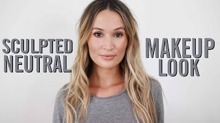 Download Sculpted Neutral Makeup Look | ttsandra Video